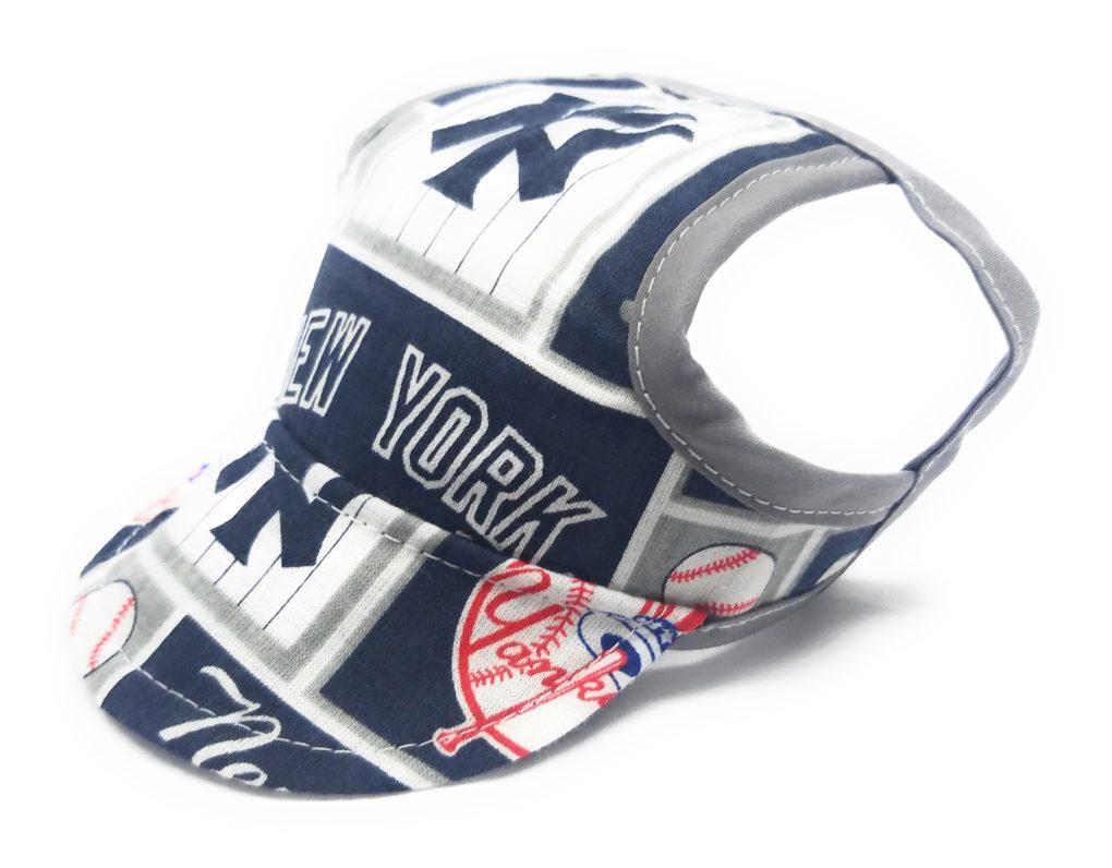 3c76cd4ed Dog Hat - NY Yankees Sports Fabric